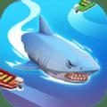 抖音鲨鱼吃人